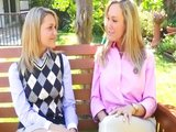 3some: Stepmom teaches stepdaughter